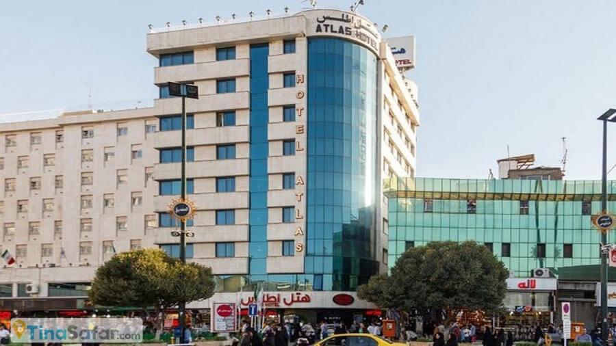 هتل اطلس مشهد
