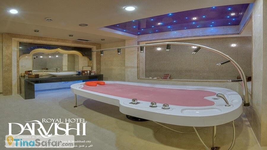 هتل درویشی مشهد