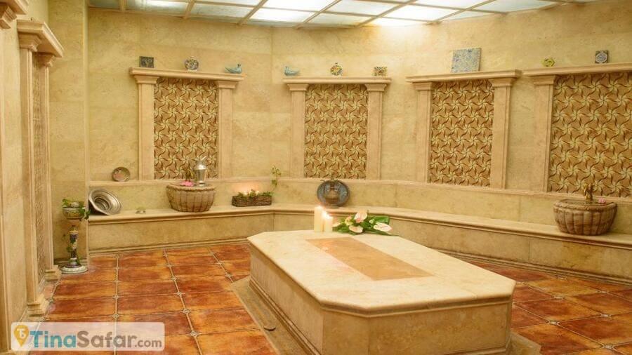 هتل قصر طلایی مشهد